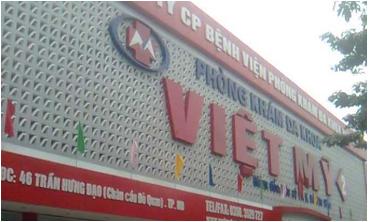Bệnh viện Đa khoa Việt Mỹ